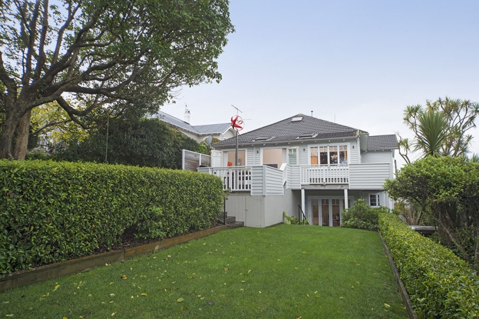 Fantastic Remuera Family Home 'Right Where You Want To Be'