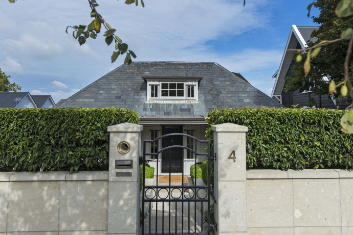 One of Remuera's most beautiful homes