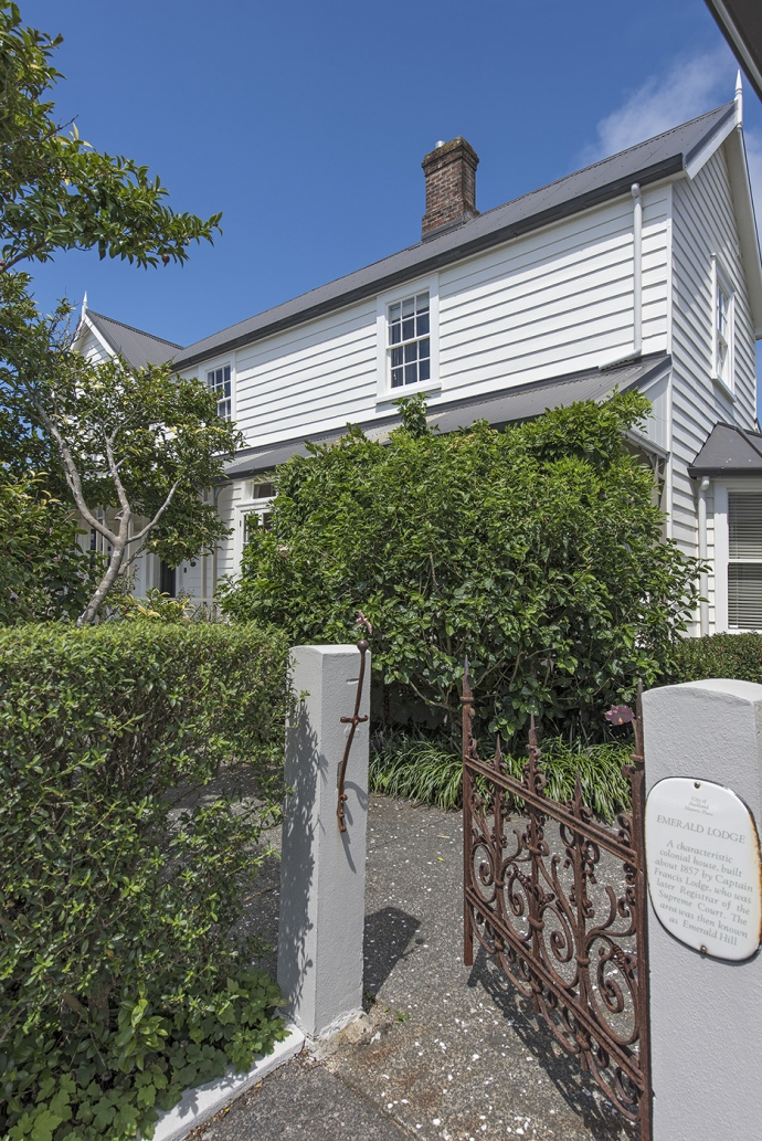 One of Parnell's most desirable homes in the 'best' of positions